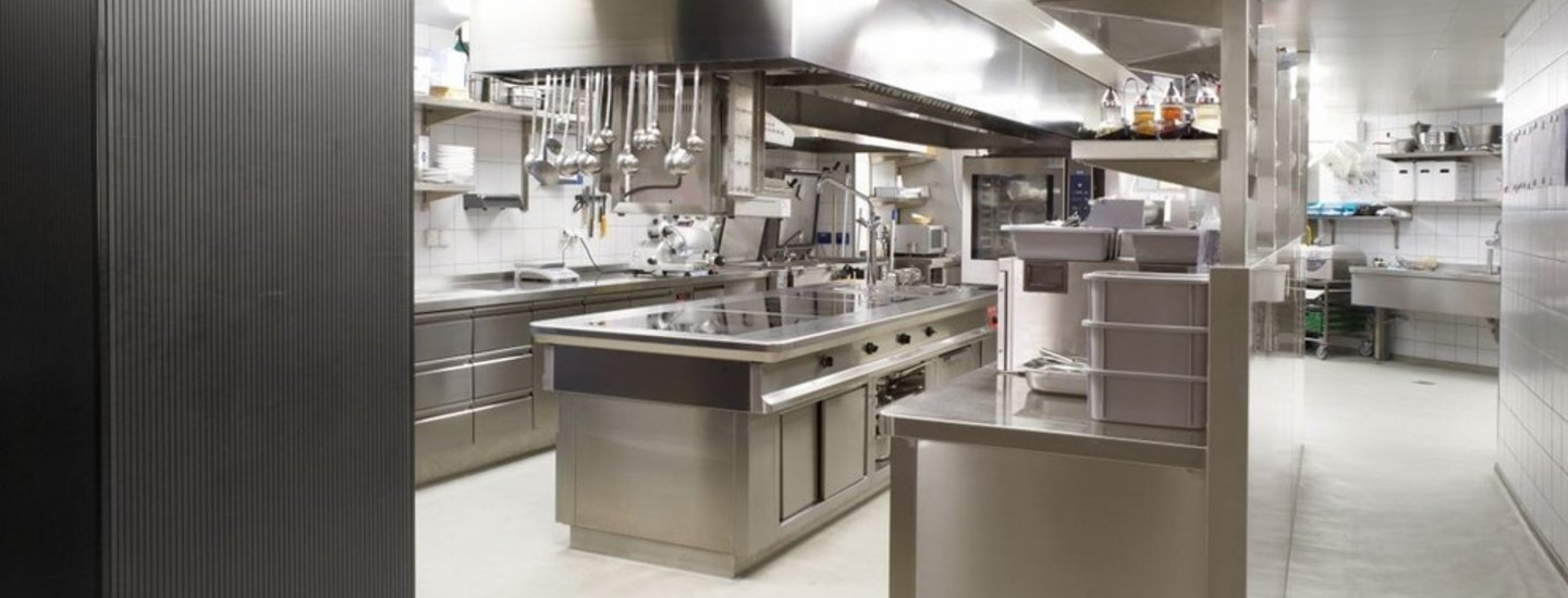 Kitchen equipment stainless for restaurant hotel super for 5 star kitchen cabinets